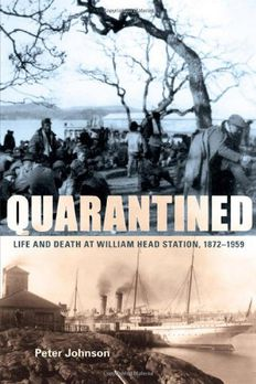 Quarantined book cover