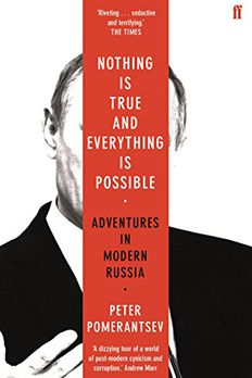 Nothing is True and Everything is Possible book cover