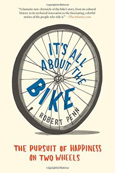 It's All About the Bike book cover