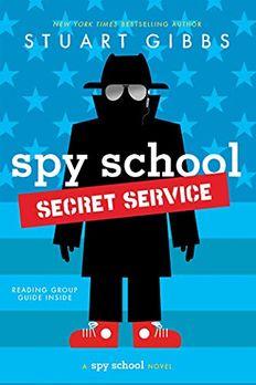 Spy School Secret Service book cover