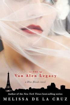 The Van Alen Legacy book cover