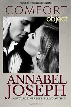 Comfort Object book cover