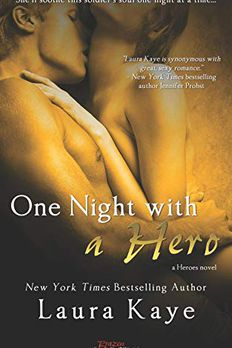 One Night with a Hero book cover