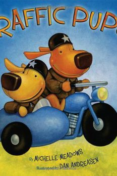 Traffic Pups book cover
