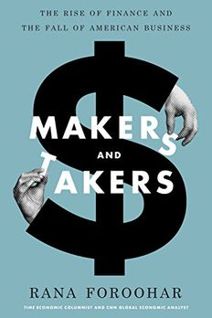 Makers and Takers book cover