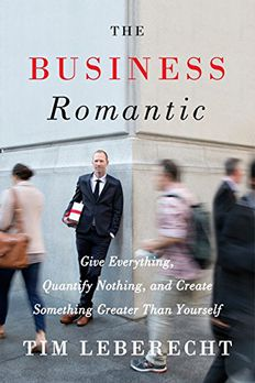 The Business Romantic book cover