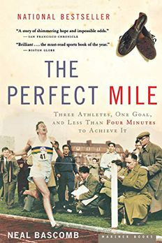 The Perfect Mile book cover