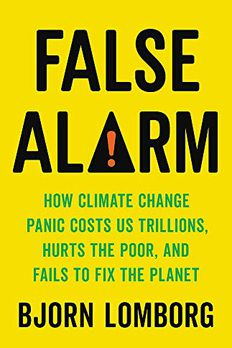 False Alarm book cover