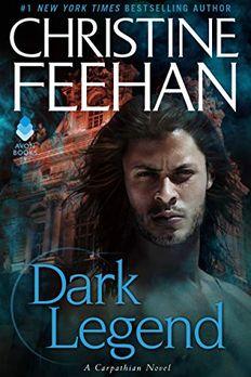 Dark Legend book cover
