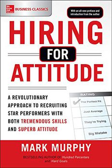 Hiring for Attitude book cover