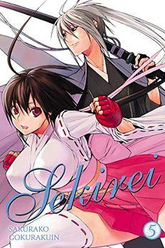 Sekirei, Vol. 5 book cover