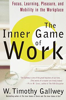 The Inner Game of Work book cover