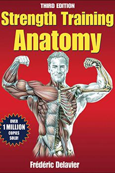 Strength Training Anatomy book cover