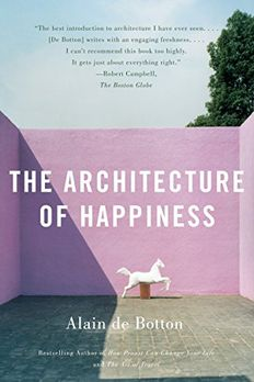 The Architecture of Happiness book cover