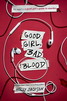 Good Girl, Bad Blood book cover