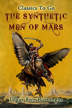 The Synthetic Men of Mars book cover