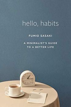 Hello, Habits book cover