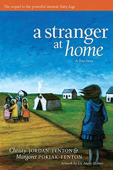 A Stranger At Home book cover