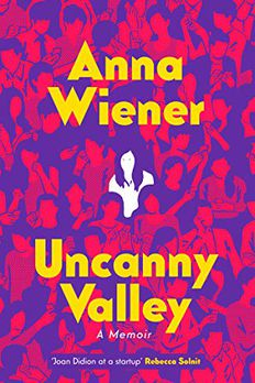 Uncanny Valley book cover
