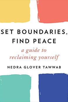 Set Boundaries, Find Peace book cover
