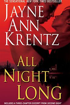 All Night Long book cover