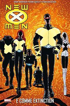 New X-Men  book cover