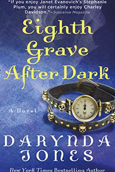 Eighth Grave After Dark book cover