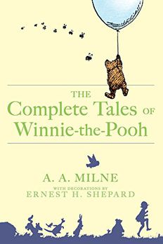 The Complete Tales of Winnie-The-Pooh book cover