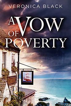 A VOW OF POVERTY an utterly gripping crime mystery book cover