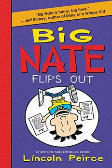 Big Nate Flips Out book cover