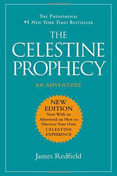 The Celestine Prophecy book cover