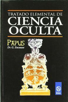 Tratado elemental de ciencia oculta book cover