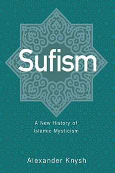 Sufism book cover