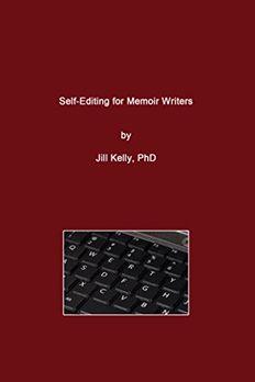 Self-Editing for Memoir Writers book cover