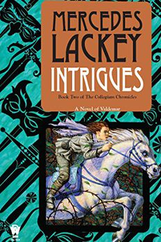 Intrigues book cover