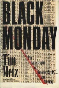 Black Monday book cover