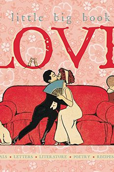 The Little Big Book of Love book cover