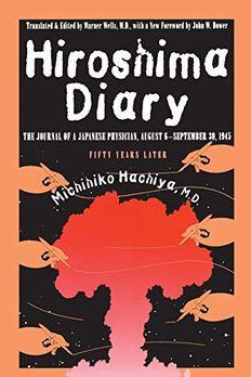 Hiroshima Diary book cover