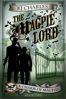 The Magpie Lord book cover
