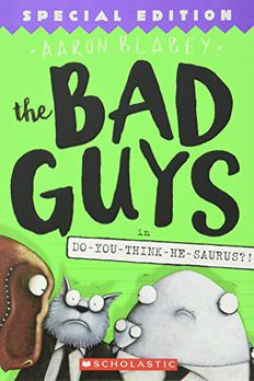 The Bad Guys book cover