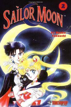 Sailor Moon, #2 book cover