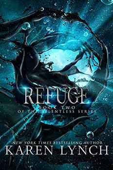 Refuge book cover