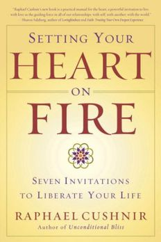 Setting Your Heart on Fire book cover