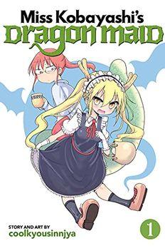 Miss Kobayashi's Dragon Maid, Vol. 1 book cover