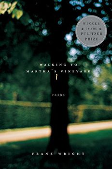 Walking to Martha's Vineyard book cover
