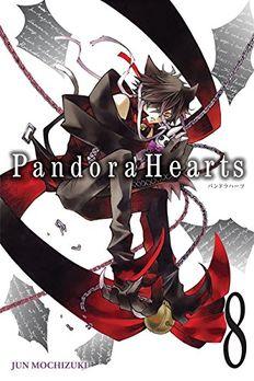 Pandora Hearts, Vol. 8 book cover