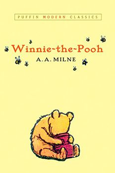 Winnie-the-Pooh book cover