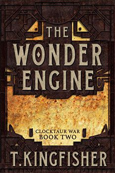 The Wonder Engine book cover