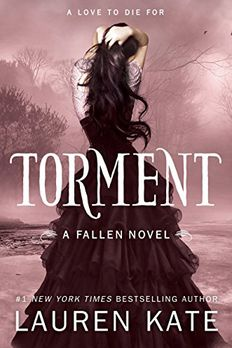 Torment book cover