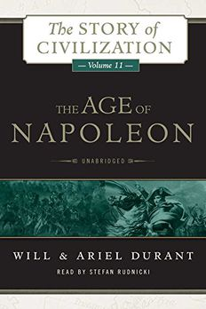 The Age of Napoleon book cover